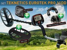 Teknetics Teknetics EuroTek PRO 11DD SET
