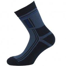BENAMI Zimní ponožky World Šedá 35-38