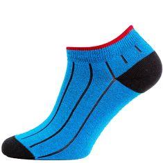 BENAMI Nízké ponožky Žebro kotník Černá 35-38
