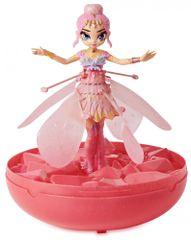 Spin Master Hatchimals Lietajúca bábika Pixie - ružová