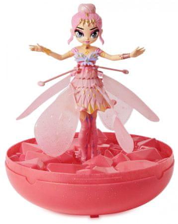 Spin Master Hatchimals Pixie Repülő baba - rózsaszín