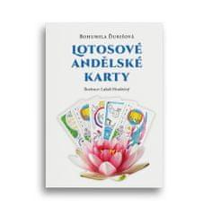 Bohumila Ďurišová: Lotosové andělské karty