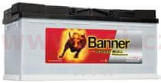 Banner 110Ah baterie, 900A, pravá BANNER Power Bull Professional 394x175x190 PRO P11040