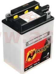 Banner baterie 6V, B38-6A, 14Ah, 104A, BANNER Bike Bull 119x83x161 01314