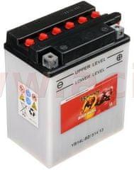 Banner baterie 12V, YB14 l-B2, 14Ah, 185A, BANNER Bike Bull 134x89x166 51413