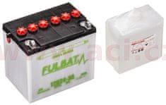Fulbat baterie 12V, 12N24-3A, 24Ah, 240A, pravá, konvenční, 184x124x175, FULBAT (vč. balení elektrolytu) 550885