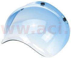 Cassida plexi model bublina, NOX (modré) CASSIDA ECRCAS242BUBBLEU