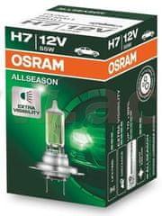 Osram žárovka H7 12V 55W (patice PX26d) OSRAM ALLSEASON SUPER 64210ALL