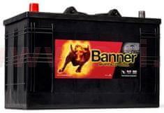 Banner 110Ah baterie 800A, levá BANNER Buffalo Bull 344x172x214(230) 61048