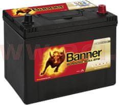 Banner 70Ah baterie, 680A, pravá BANNER Running Bull EFB 260x174x200(222) (pro vozidla Mazda, Mitsubishi, Nissan, Subaru, Toyota) EFB57015