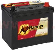 Banner 65Ah baterie, 550A, pravá BANNER Running Bull EFB 233x173x203(225) EFB56515