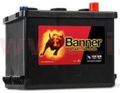Banner 77Ah baterie, 6V, 450A, pravá BANNER Starting Bull 216x170x166(191) 07718