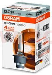 Osram D2R - výbojka XENON 12/24V 35W pro parabolu OSRAM ORIGINAL XENARC 66250