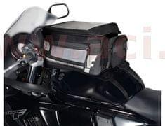 Oxford tankbag na motocykl F1 s popruhy, OXFORD (černý, objem 18 l) OL443