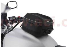 Oxford tankbag na motocykl S-Series Q4s QR, OXFORD (černý, s rychloupínacím systémem na víčka nádrže, objem 4 l) OL525