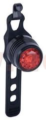 Oxford světlo na kolo zadní BRIGHT SPOT, OXFORD (dobíjení pomocí USB, LED) LD716B