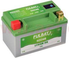 Fulbat lithiová baterie LiFePO4 YTZ14S FULBAT 12V, 5Ah, 350A, hmotnost 0,85 kg, 150x87x93 560511