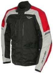 Ayrton bunda Tonny, AYRTON (černá/šedá/červená) (Velikost: S) M100-152