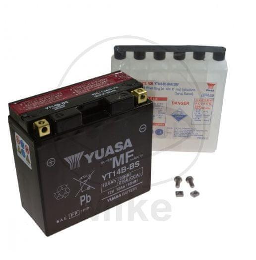 Yuasa Baterie YUASA YT14B-BS