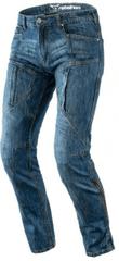 Rebelhorn Moto kalhoty REBELHORN HAWK jeans modré (Velikost: 38) 2H173244