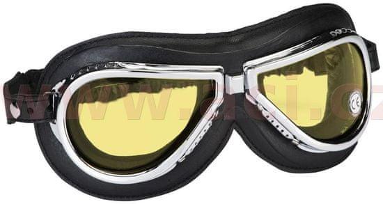 Climax Vintage brýle 500, CLIMAX (žlutá skla) 500-A