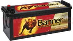 Banner 240Ah baterie, 1200A, levá BANNER Buffalo Bull EFB 517x273x212(240) EFB74017