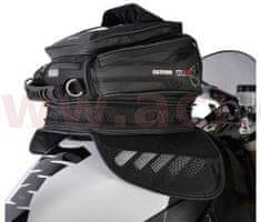 Oxford tankbag na motocykl M15R, OXFORD (černý, s magnetickou základnou, objem 15 l) OL221