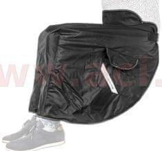 Nox přehoz přes nohy textilní/nepromokavý (nízký), NOX/4SQUARE (černý) TABLIERSPRINKEL