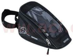 Oxford tankbag na motocykl M1R Micro, OXFORD (černý, objem 1 l) OL351