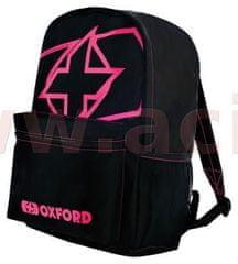 Oxford batoh X-Rider, OXFORD (černý/růžový, objem 15 l) OL815