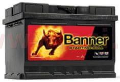Banner 60Ah baterie 480A, levá BANNER Starting Bull 241x175x175 56008
