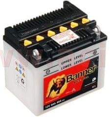 Banner baterie 12V, YB7C-A, 8Ah, 80A, BANNER Bike Bull 130x90x114 50714