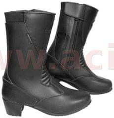 Kore boty Tacco Touring lady, KORE, dámské (černé) (Velikost: 41) M130-86
