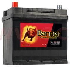 Banner 45Ah baterie, 300A, levá BANNER Starting Bull 218x135x203(225) 54579