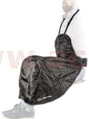 Nox přehoz přes nohy textilní/nepromokavý (vysoký), NOX/4SQUARE (černý) TABLIERSCAF