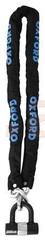 Oxford řetězový zámek CHAIN10, OXFORD (délka 1,4 m) LK144