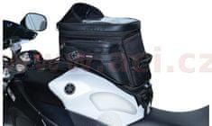 Oxford tankbag na motocykl S20R Adventure s popruhy, OXFORD (černý, objem 20 l) OL231