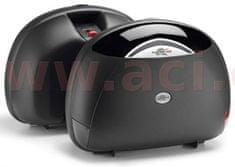 Kappa MONOKEY Boční kufry - 40 l, KAPPA (černé, pár) K40N