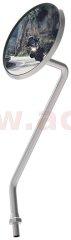 Oxford zpětné zrcátko Deluxe univerzální, OXFORD (závit pravostranný M10, stoupání 1,25, chrom) P OX568