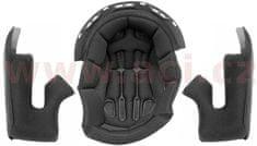 Nox lícnice a klobouk interieru pro přilby N915/N917, NOX (Velikost: 2XL) nemá