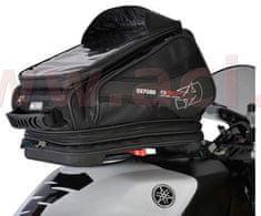 Oxford tankbag na motocykl Q30R QR, OXFORD (černý, s rychloupínacím systémem na víčka nádrže, objem 30 l) OL270