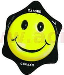 Oxford slidery Smiley, OXFORD (žluté, pár) OX686