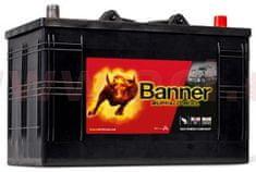 Banner 110Ah baterie 800A, pravá BANNER Buffalo Bull 344x172x214(230) 61047