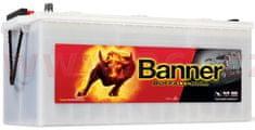 Banner 225Ah baterie, 1050A, levá BANNER Buffalo Bull 517x273x212(240) 72511