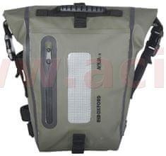 Oxford brašna na sedlo spolujezdce Aqua T8 Tail bag, OXFORD (khaki/černá, objem 8 l) OL405