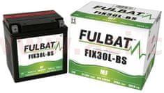 Fulbat baterie 12V, YIX30 l-BS, 31,5Ah, 400A, bezúdržbová MF AGM 166x126x175, FULBAT (vč. balení elektrolytu) 550631