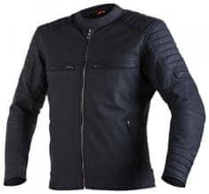Rebelhorn Moto bunda REBELHORN HUNTER PRO černá kožená (Velikost: 4XL) 2H107562