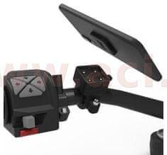 Oxford držák mobilních telefonů/kamer/navigací CLIQR, sada na řídítka o průměru 22 mm, OXFORD OX850