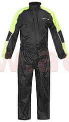 Nox pláštěnka SAFETY, NOX/4SQUARE (černá/žlutá fluo) (Velikost: XS) COMBINSAFETY