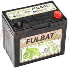 Fulbat baterie 12V, U1R-12 SLA, 32Ah, 400A, pravá, bezúdržbová MF AGM, 195x125x176, FULBAT (aktivovaná ve výrobě) 550904